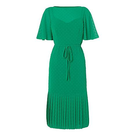 Boe Self-Spot Midi Dress, ${color}