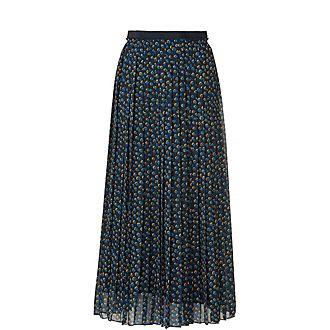 Avery Pleated Skirt