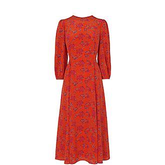 Kaia Silk Dress