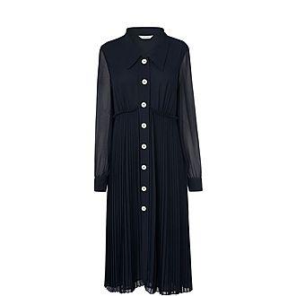 Fozette Shirt Dress