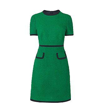 Anita Tweed Dress