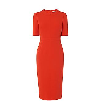 Elene Fitted Dress