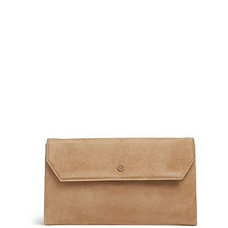 Dora Envelope Clutch