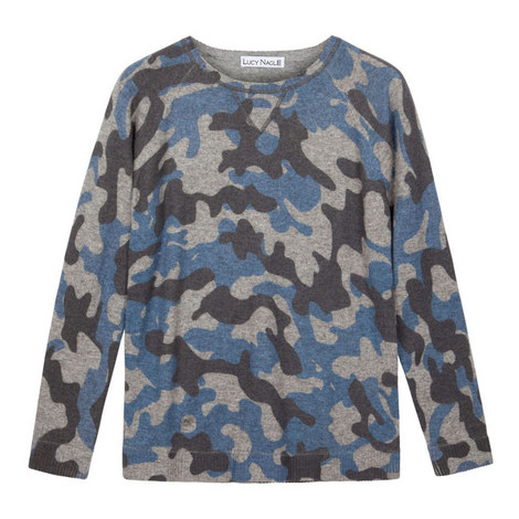 The Camouflage Sweater, ${color}