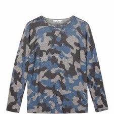 The Camouflage Sweater