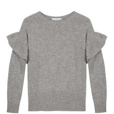 The Ruffle Sweater