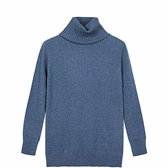 The Roll-Neck Sweater
