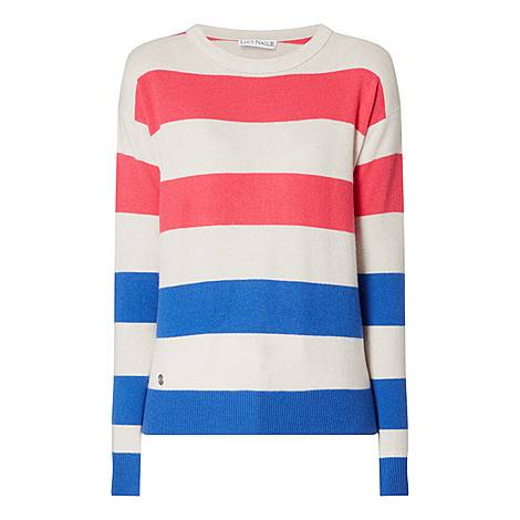Big Stripe Sweater, ${color}