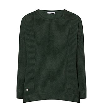 The Chunky Ribbed Sweater