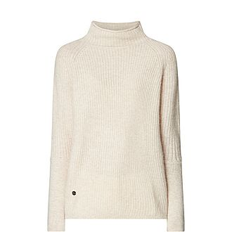 Slouchy Ribbed Sweater