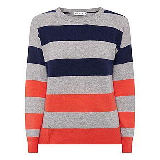 Big Stripe Sweater