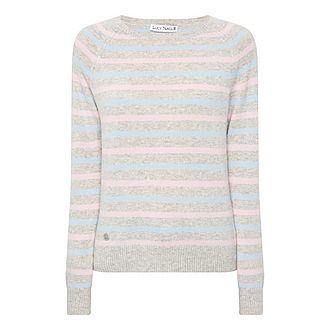 The Mini Stripe Sweater