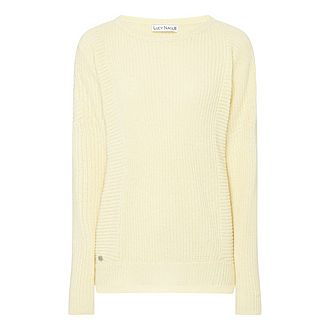 Chunky Rib Sweater