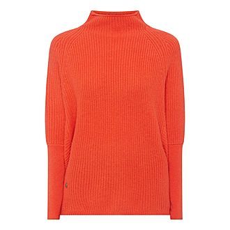 The Slouchy Rib Sweater