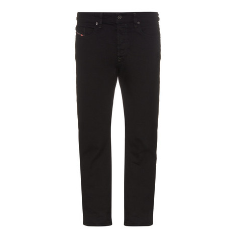 Buster Slim Regular Tapered Jeans, ${color}