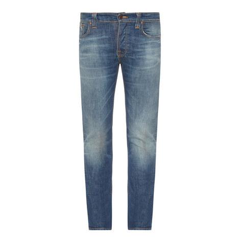 Grim Tim Slim Regular Fit Jeans, ${color}