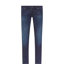 Long John Skinny Fit Jeans