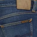 Long John Skinny Fit Jeans, ${color}
