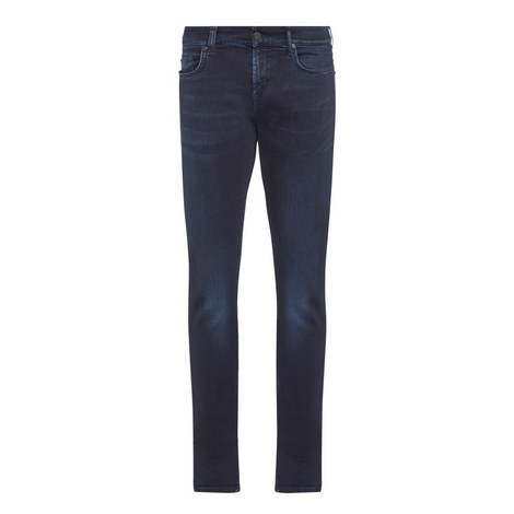 Ronnie Luxe Performance Skinny Jeans, ${color}
