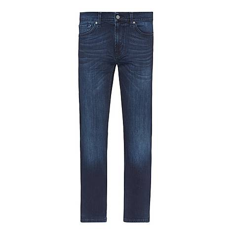 Standard Luxe Performance Jeans, ${color}