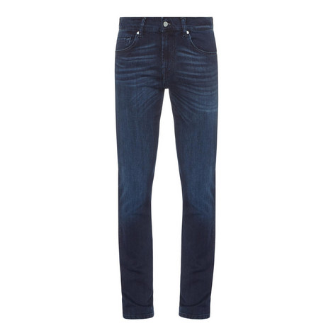 Luxe Performance Slim Fit Jeans, ${color}
