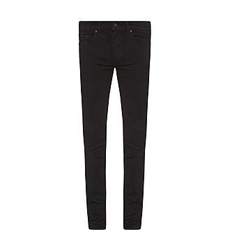 Lennox Black Shadow Slim Fit Jeans