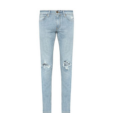 Lennox County Destructed Slim Jeans
