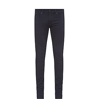 Croft Inkwell Skinny Fit Jeans