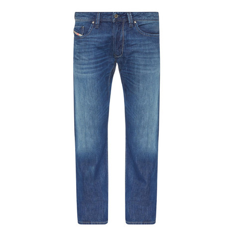 Larkee Straight Fit Jeans, ${color}