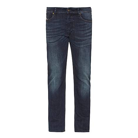 Waykee Straight Leg Jeans, ${color}