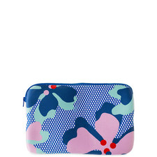 Sally Cheung Hibiscus Laptop Case 11""""