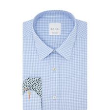 Tailored Gingham Shirt