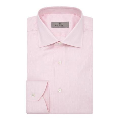 Micro Stripe Shirt, ${color}