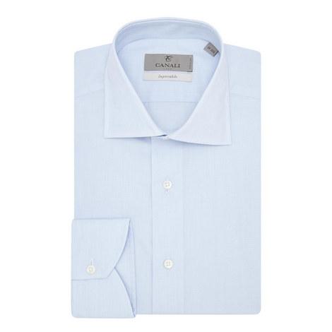 Impeccable Modern Fit Poplin Shirt, ${color}