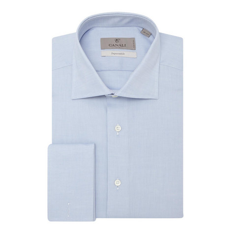 Impeccable Textured Shirt, ${color}