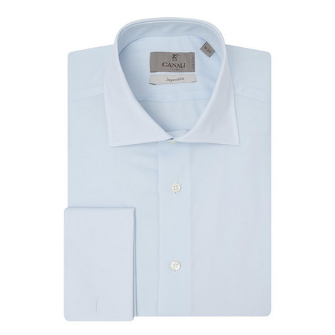 Impeccable Poplin Shirt, ${color}
