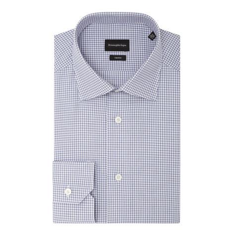 Grid Check Shirt, ${color}