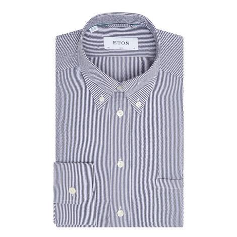 Stripe Seersucker Shirt, ${color}