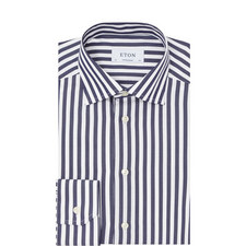 Contemporary Fit Bold Stripe Shirt