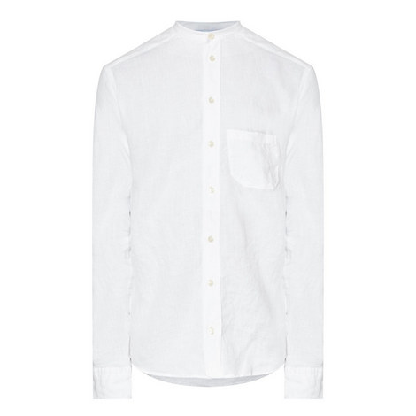 Band Collar Shirt, ${color}