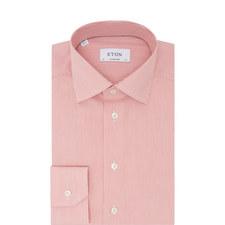 Fine Stripe Poplin Shirt
