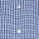 Gingham Print Slim Fit Shirt, ${color}