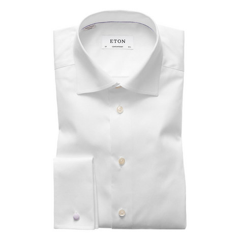 Fine Twill Shirt, ${color}