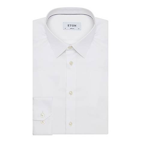 Super Slim-Fit Poplin Shirt, ${color}