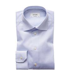 Fine Check Shirt