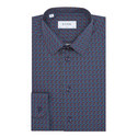 Multi Dot Slim Fit Shirt, ${color}