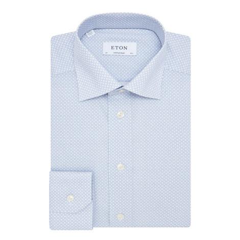 Circle Print Shirt, ${color}