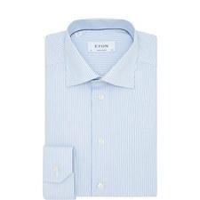 Contemporary Striped Shirt