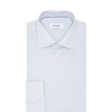 Contemporary Fit Shadow Stripe Shirt