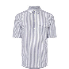 Overhead Stripe Slim Fit Shirt